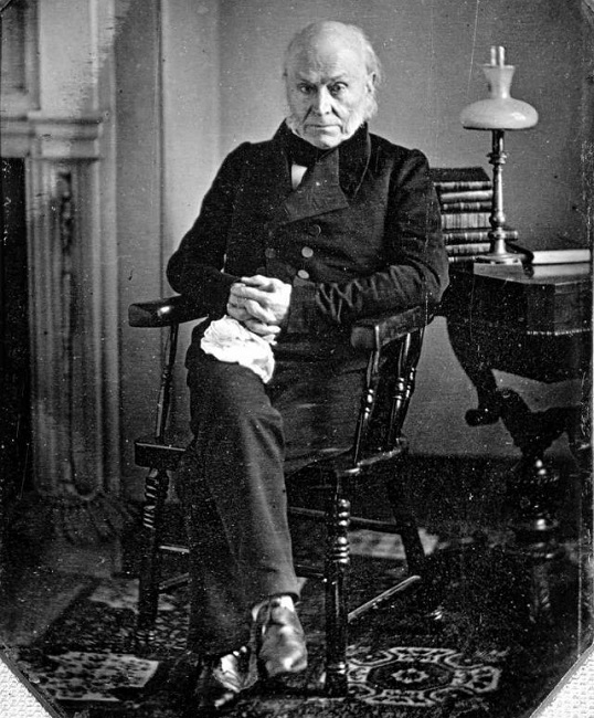 Oldest Photograph of US President