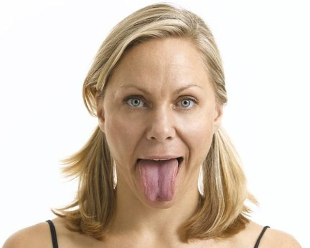 Stick Out or Pull on your Tongue