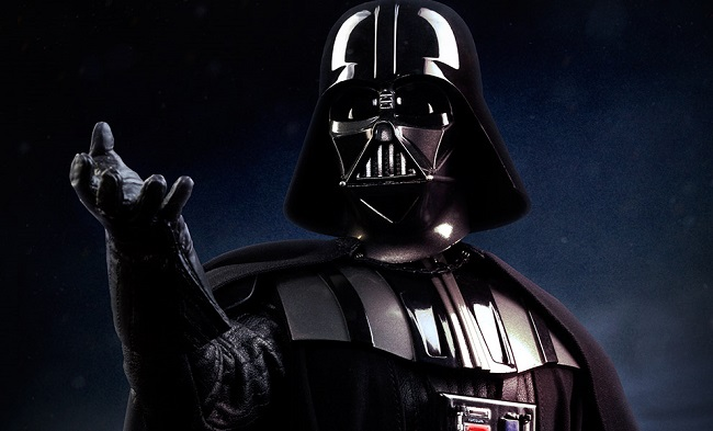 Darth Vader and Dark Father