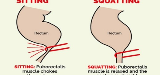 10 Reasons Why you should Squatting and Washing after is the Healthier way of Pooping