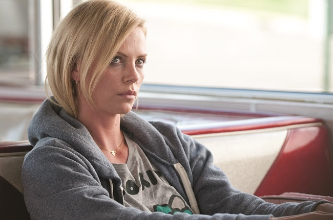 Charlize Theron's mother shot her abusive father