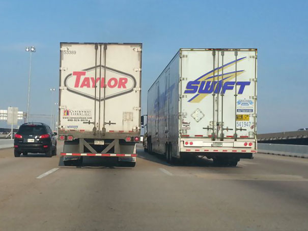 Coincidental Taylor Swift Fan