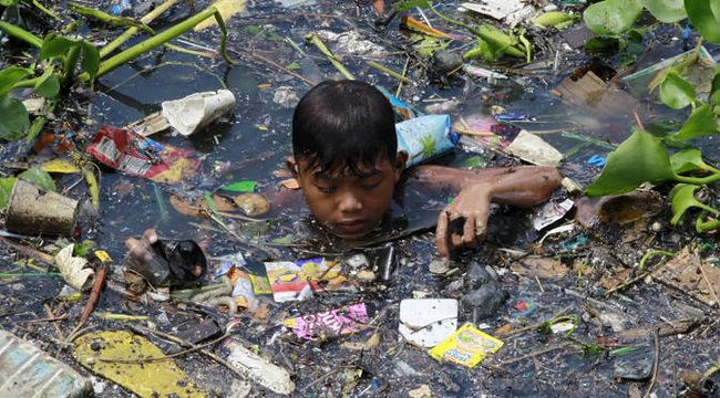 Pollution in Philippines