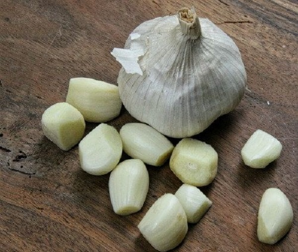 Garlic and herb