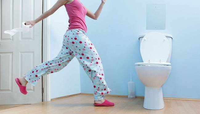If you keep pooping loose without diarrhea