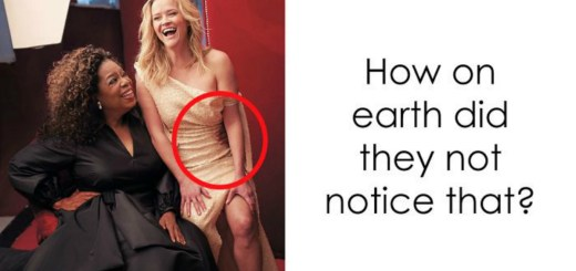 Vanity Fair Magazine's Epic Photoshop Fails Goes Draws Funny Reactions