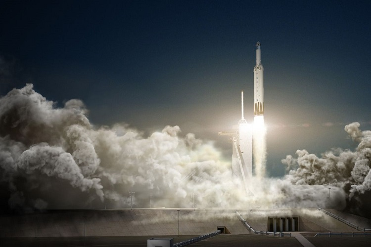 space exploration and satellite launches