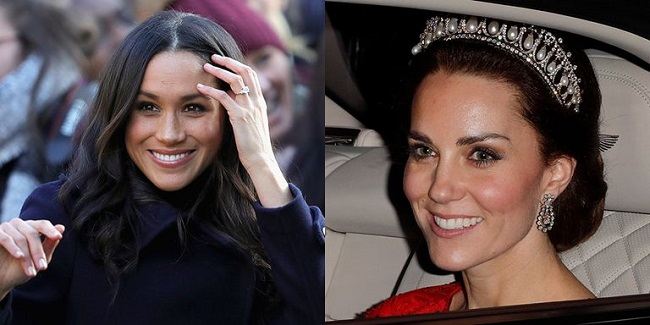 stark contrast to Kate