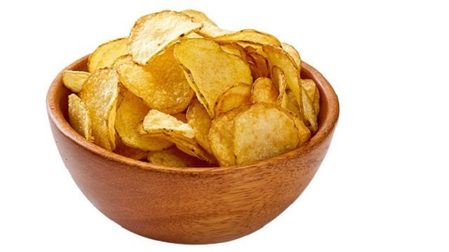 Calling chips as crisps