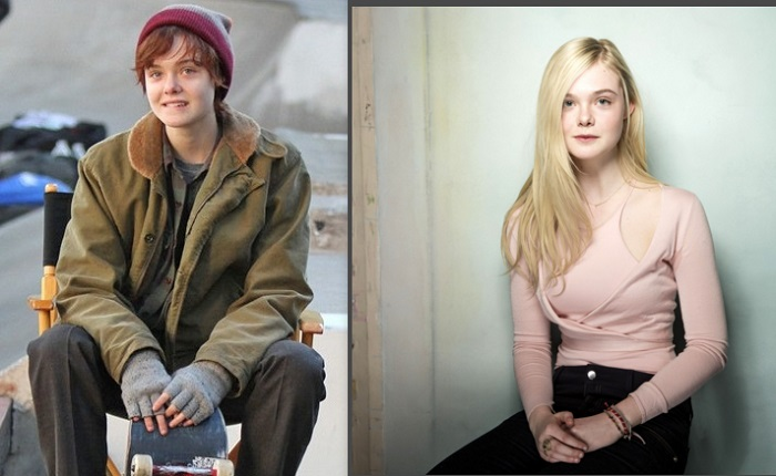 Elle Fanning as Ray