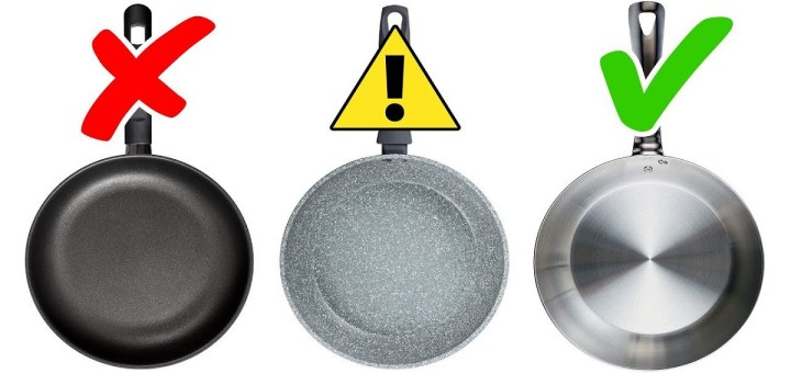 Four Types of Toxic Cookware You Should Avoid and Safer Alternatives