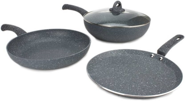 Granite coockwares