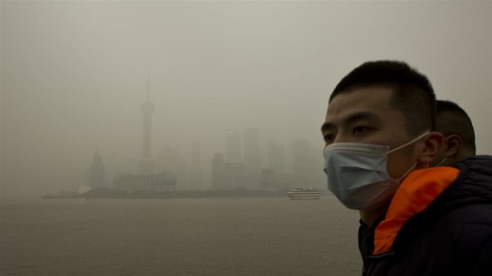 Bad air quality triggers heart attack