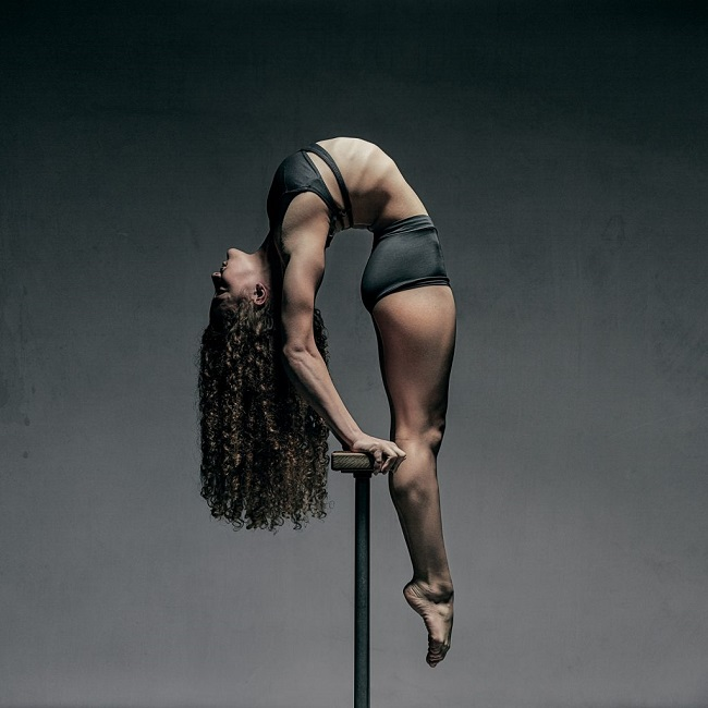 Sofie Dossi the most flexible girl in the world