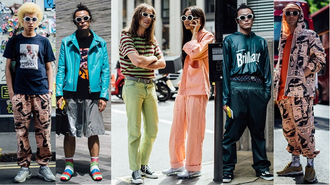 Streetwear London Fashion Week