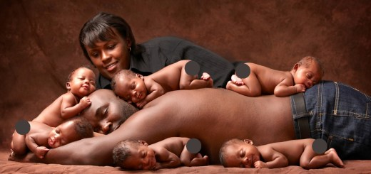 This Mom Gave Birth To Six Beautiful Babies 8 Years Ago And This Is How The Family Looks Now