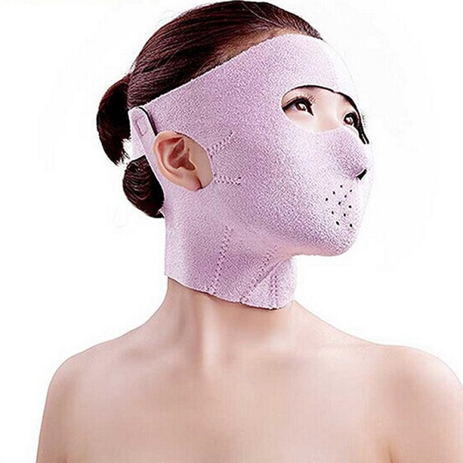 Face reshaping mask