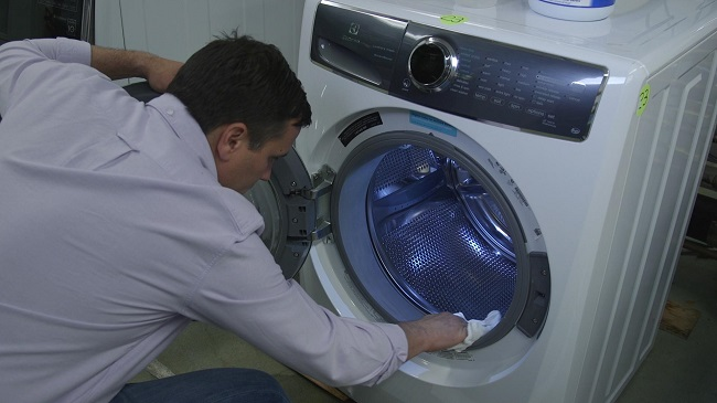 Treating your washing machine