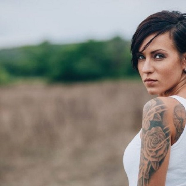 What makes tattooed women different