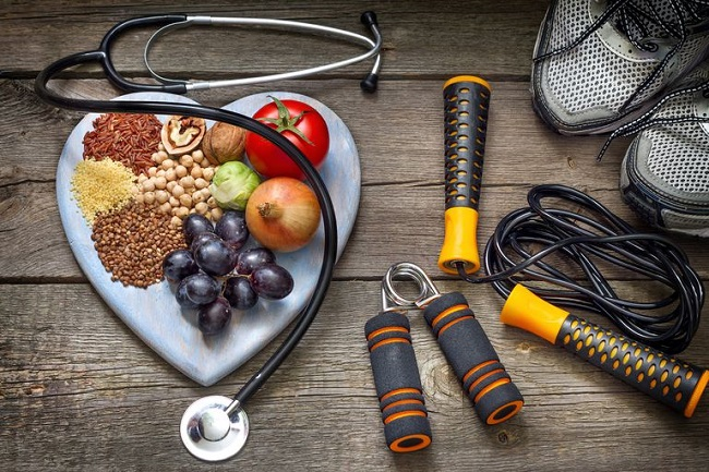 Diet and exercise can reduce cholesterol