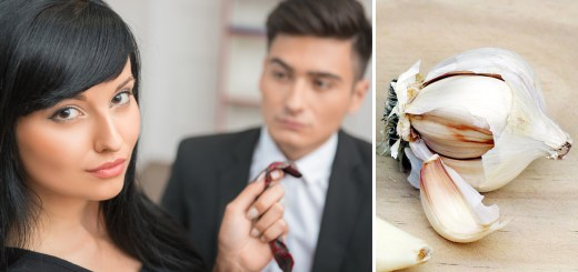 Research Says Consuming A Lot of Garlic Can Make Men More Desirable To Women