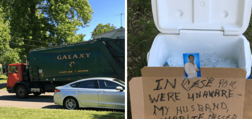 How This Widow Has Continued Her Husband's Act of Kindness Has Left Many Speechless