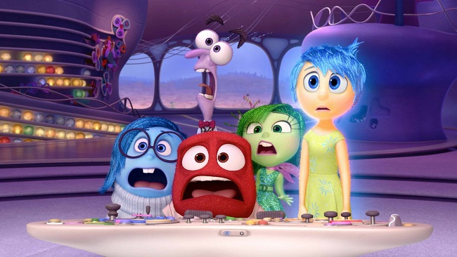 Inside Out Character