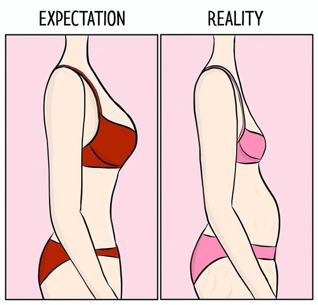 Perfact shape body
