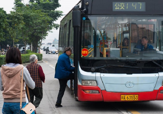 Public transport in China