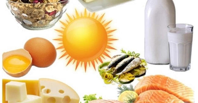 Sources Vitamin D