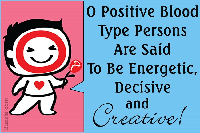 Type O blood and personality