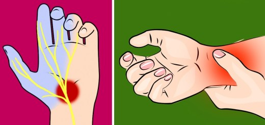 What The Tingling Sensation In Your Hands And Feet Could Tell You About Your Health