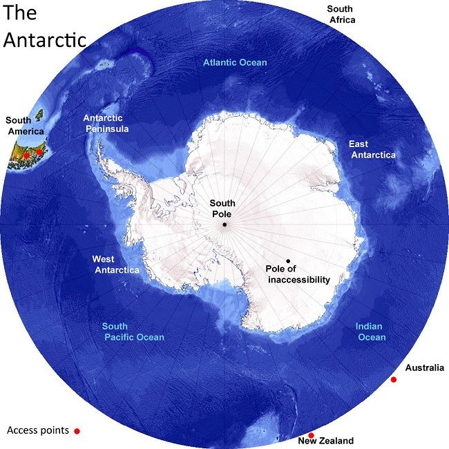 What is Antarctica