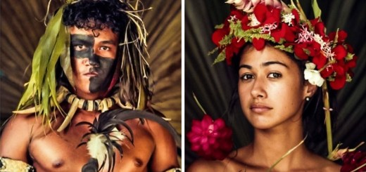 A Photographer Clicked The World's Most Isolated Tribes & They Are Beyond Your Imagination