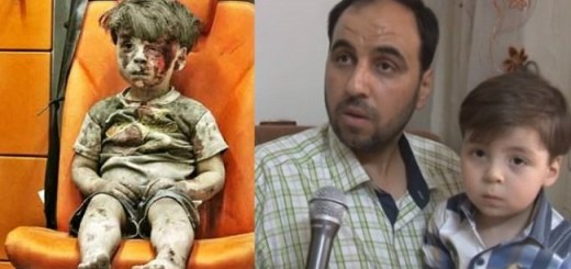 Father of Famous Syrian Boy Reveals the Actual Truth Behind the Picture Which Will Surprise You