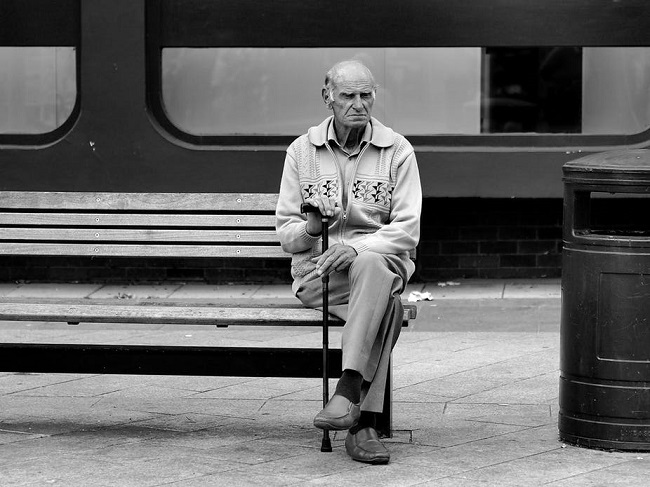 Loneliness and old age