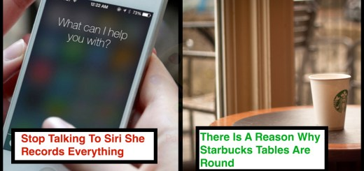 You Did Not Know The Secrets Behind These Famous Brands