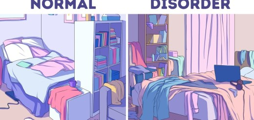 9 Hidden Psychological Problems A Messy Home Can Reveal About People