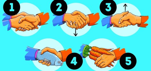 What Do These Types of Handshakes Reveal About Your Personality?