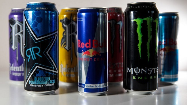Energy drinks in our lives