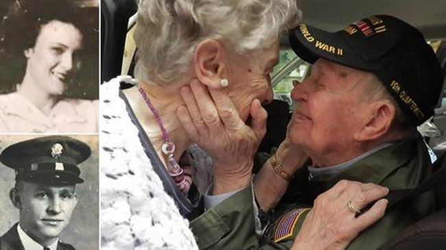 US Veteran Fell In Love With French Woman During War, Got