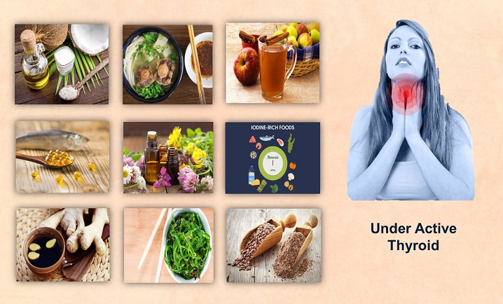 Home Remedies to Treat Hypothyroidism