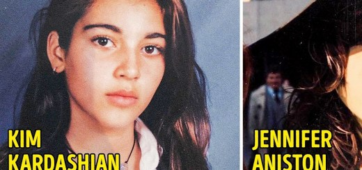 16 Unrecognizable Photos Of Famous Celebrities Before They Became Famous