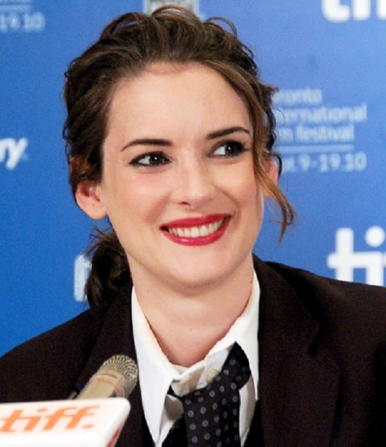 Winona Ryder the actress