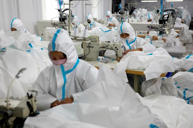 Chinese manufacturing units