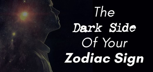 Find Out the Negative Side of What Your Zodiac Sign Says About You