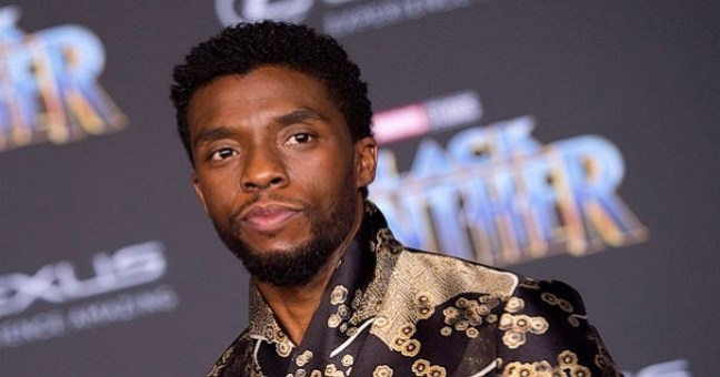 Hollywood Star And Inspirational Role Model Chadwick Boseman Passes Away At 43