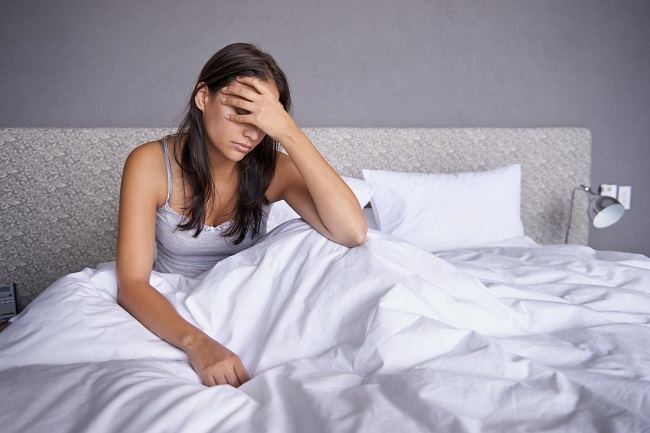 Uncontrolled stress can result in morning anxiety