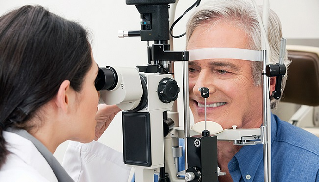 Visit your optometrist to get your eyes examined regularly