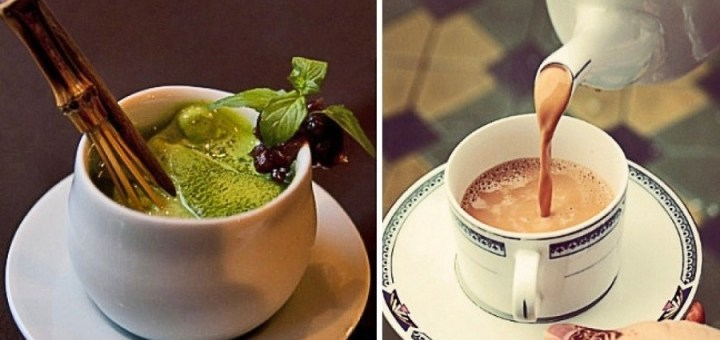 This Is How A Cup Of Tea Looks Like In Countries Around The World